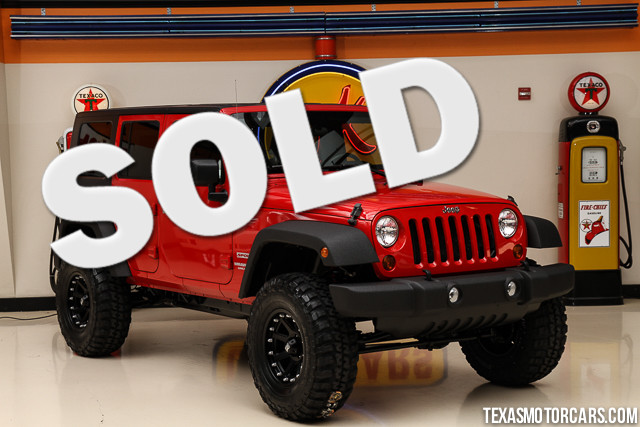 2010 Jeep Wrangler Unlimited Sport This 2010 Jeep Wrangler Unlimited Sport is in great shape with