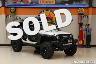 2010 Jeep Wrangler Unlimited in Addison, Texas