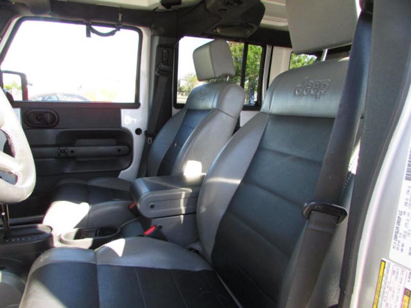 2010 Jeep Wrangler Unlimited Rubicon Albuquerque New