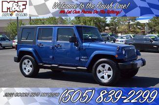 2010 Jeep Wrangler Unlimited Sahara | Albuquerque, New Mexico | M & F Auto Sales-[ 2 ]