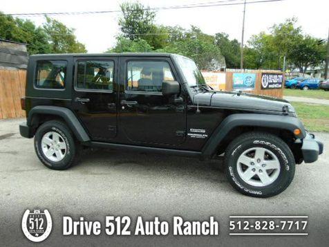 2010 Jeep Wrangler Unlimited Sport in Austin, TX