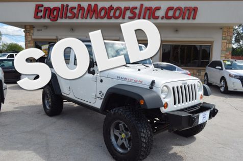 2010 Jeep Wrangler Unlimited Rubicon in Brownsville, TX