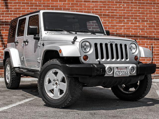 2010 Jeep Wrangler Unlimited Sahara Burbank, CA 2