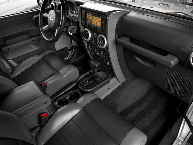 2010 Jeep Wrangler Unlimited Sahara Burbank, CA 12