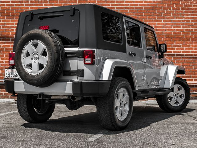 2010 Jeep Wrangler Unlimited Sahara Burbank, CA 5