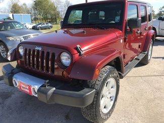 2010 Jeep Wrangler Unlimited in Lake Charles, Louisiana