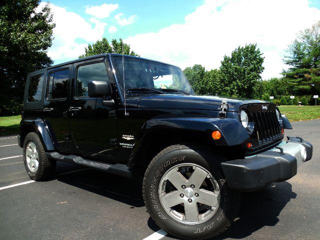 2010 Jeep Wrangler Unlimited Sahara Leesburg, Virginia 1