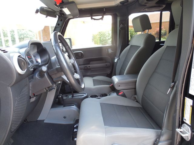2010 Jeep Wrangler Unlimited Sahara Leesburg, Virginia 13