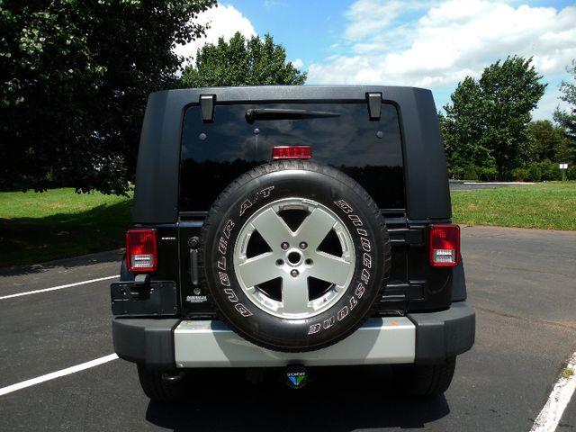 2010 Jeep Wrangler Unlimited Sahara Leesburg, Virginia 7