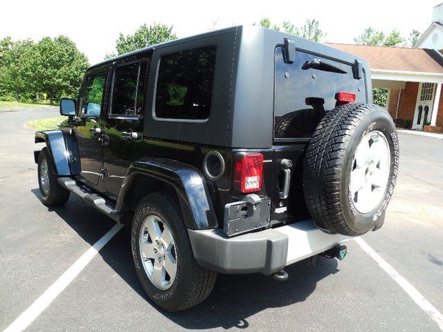 2010 Jeep Wrangler Unlimited Sahara Leesburg, Virginia 2