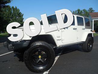 2010 Jeep Wrangler Unlimited Sahara Leesburg, Virginia