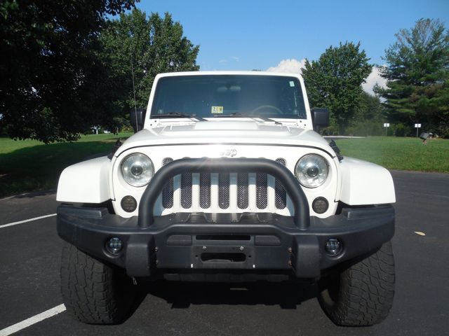 2010 Jeep Wrangler Unlimited Sahara Leesburg, Virginia 6