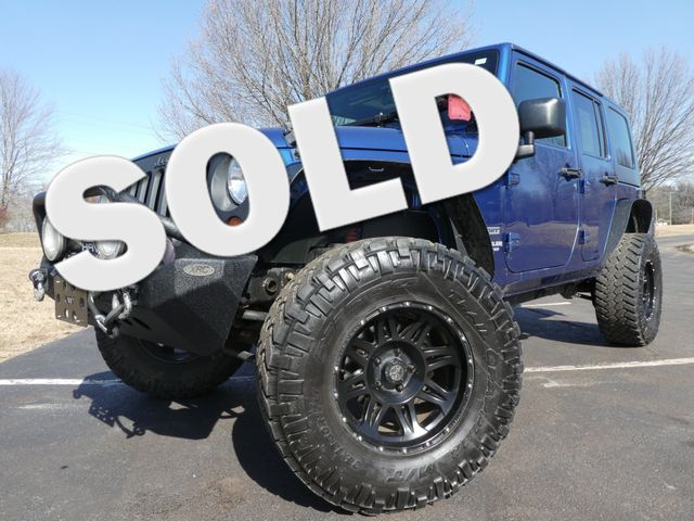 2010 Jeep Wrangler Unlimited Sport Leesburg, Virginia 0