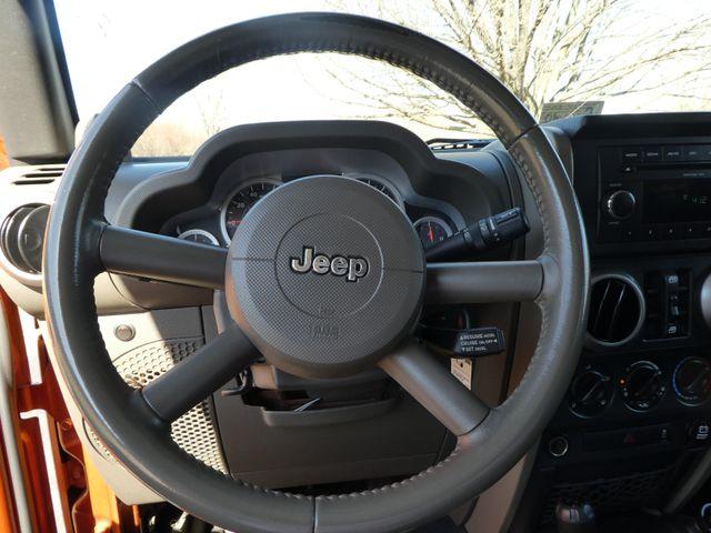 2010 Jeep Wrangler Unlimited Mountain Leesburg, Virginia 17