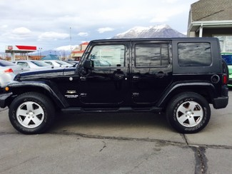 2010 Jeep Wrangler Unlimited Sahara LINDON, UT 1