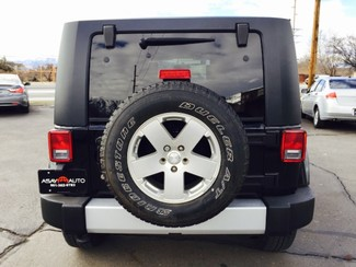 2010 Jeep Wrangler Unlimited Sahara LINDON, UT 3