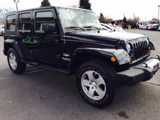 2010 Jeep Wrangler Unlimited Sahara LINDON, UT 4