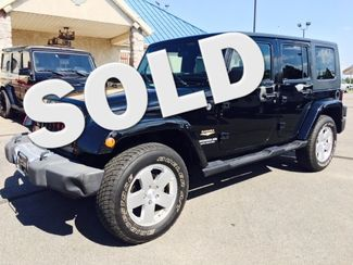 2010 Jeep Wrangler Unlimited Sahara LINDON, UT