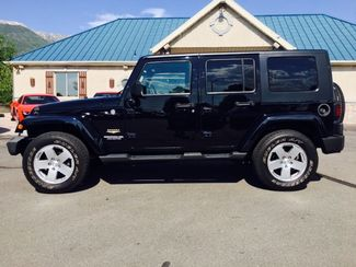 2010 Jeep Wrangler Unlimited Sahara LINDON, UT 2