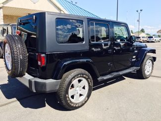 2010 Jeep Wrangler Unlimited Sahara LINDON, UT 8