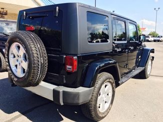 2010 Jeep Wrangler Unlimited Sahara LINDON, UT 9