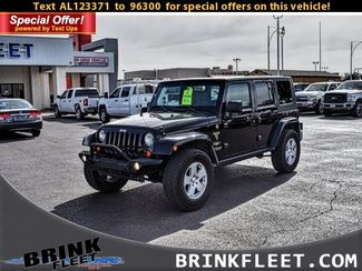 2010 Jeep Wrangler Unlimited Sahara | Lubbock, TX | Brink Fleet in Lubbock TX