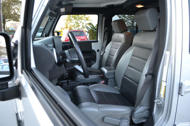 2010 Jeep Wrangler Unlimited Sahara  city New  Father  Son Auto Corp   in Lynbrook, New