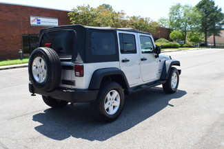 2010 Jeep Wrangler Unlimited Sport Memphis, Tennessee 5