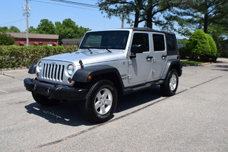 2010 Jeep Wrangler Unlimited Sport Memphis, Tennessee 21