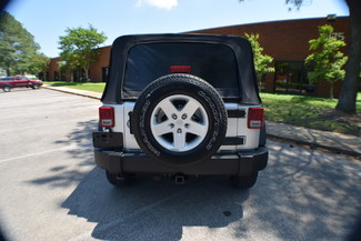 2010 Jeep Wrangler Unlimited Sport Memphis, Tennessee 23