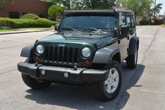 2010 Jeep Wrangler Unlimited Sport Memphis, Tennessee 2