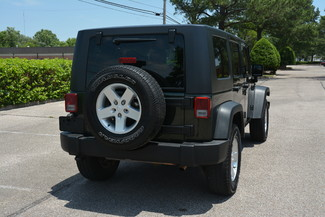 2010 Jeep Wrangler Unlimited Sport Memphis, Tennessee 8