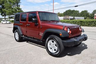 2010 Jeep Wrangler Unlimited Sport Memphis, Tennessee 1