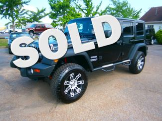 2010 Jeep Wrangler Unlimited Sport Memphis, Tennessee