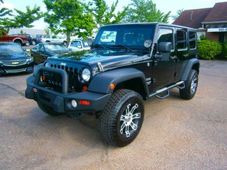 2010 Jeep Wrangler Unlimited Sport Memphis, Tennessee 19