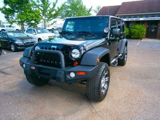 2010 Jeep Wrangler Unlimited Sport Memphis, Tennessee 20