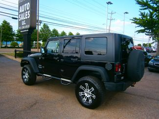 2010 Jeep Wrangler Unlimited Sport Memphis, Tennessee 28
