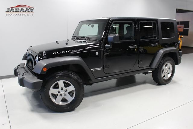 2010 Jeep Wrangler Unlimited Rubicon Merrillville, Indiana 27