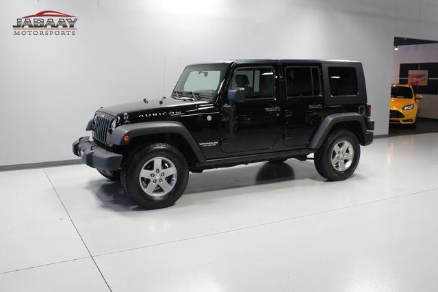 2010 Jeep Wrangler Unlimited Rubicon Merrillville, Indiana 32