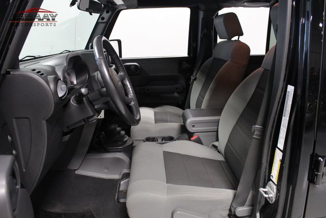 2010 Jeep Wrangler Unlimited Rubicon Merrillville, Indiana 10