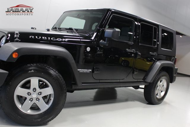 2010 Jeep Wrangler Unlimited Rubicon Merrillville, Indiana 29