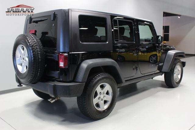 2010 Jeep Wrangler Unlimited Rubicon Merrillville, Indiana 4