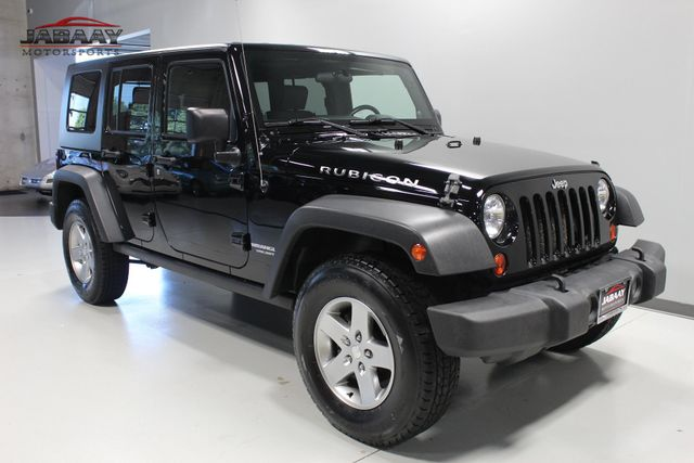 2010 Jeep Wrangler Unlimited Rubicon Merrillville, Indiana 6