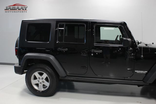 2010 Jeep Wrangler Unlimited Rubicon Merrillville, Indiana 36