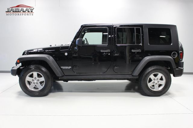 2010 Jeep Wrangler Unlimited Rubicon Merrillville, Indiana 1