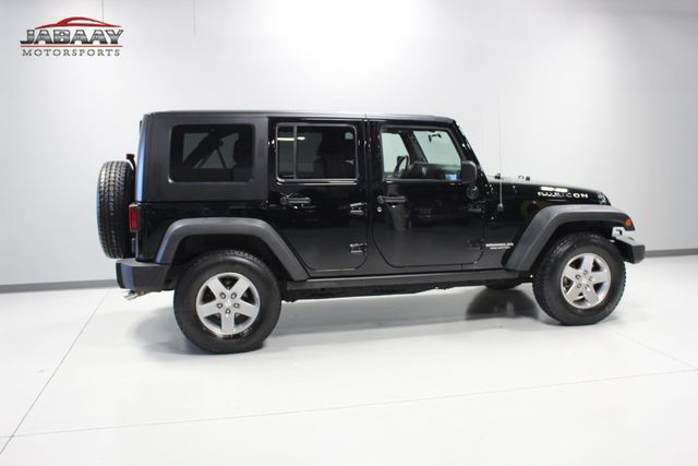 2010 Jeep Wrangler Unlimited Rubicon Merrillville, Indiana 39
