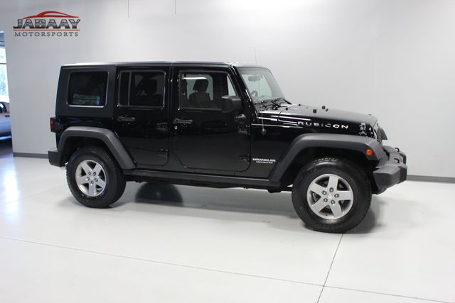 2010 Jeep Wrangler Unlimited Rubicon Merrillville, Indiana 41