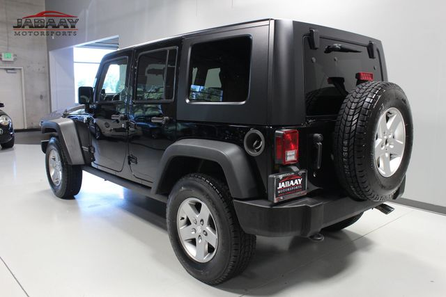 2010 Jeep Wrangler Unlimited Rubicon Merrillville, Indiana 2