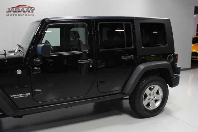 2010 Jeep Wrangler Unlimited Rubicon Merrillville, Indiana 31