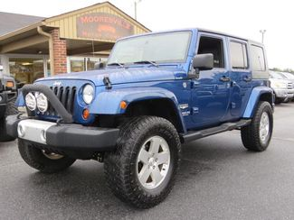 2010 Jeep Wrangler Unlimited in Mooresville NC